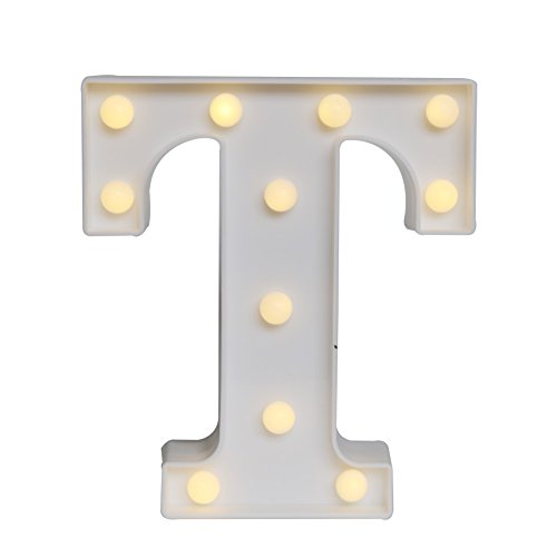 led light letters - 1