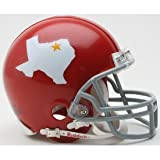 Dallas Texans 1960 to 1962 - NFL MINI Helmet