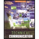 Technical Communication, Sims, Brenda, 1465202420