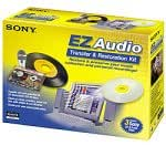 Sony EZAudio Transfer and Restoration Kit