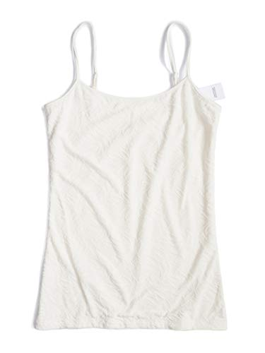 Ann Taylor LOFT Outlet Women's Jacquard Camisole (X-Large, Ivory) from Ann Taylor LOFT