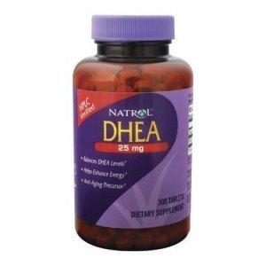 DHEA 25mg 300 Comprimés