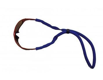 TOPOPLASTIC - Cordon lunettes flottant O wave 3 - Bleu by TOPOPLASTIC 54611ac3fd7d