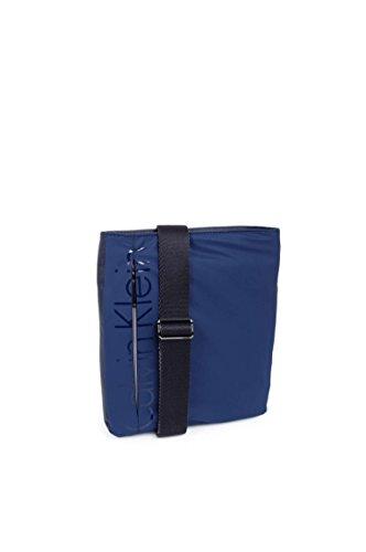 Azul pad Klein Shoulder Hombre K50K501006 401 Calvin AUT6qxwR4U