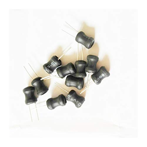 Maslin 50pc//lot 9x12mm Inductor 912 mm Power Inductors 10uH 33uH 47uH 68uH 100uH 150uH 220uH 330uH 470uH Volume: 150uH