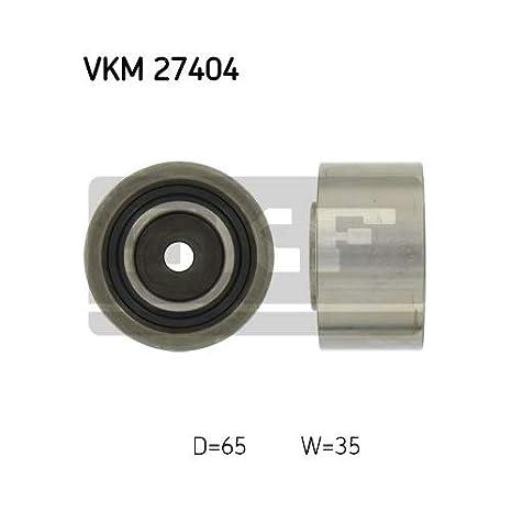 SKF VKM 27404 Polea inversión/guía, correa distribución: Amazon.es: Coche y moto