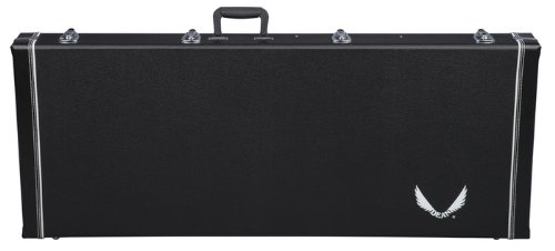 Dean Guitars DHS EB Deluxe Hard Shell Case for Dean Edge Series Electric Bass Guitars