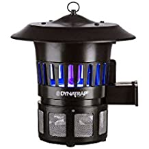 Dynatrap DT1100 Insect Trap with 2 Replacement UV Bulbs