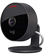 Logitech Circle View Weatherproof Wired Home Security Camera for Apple HomeKit