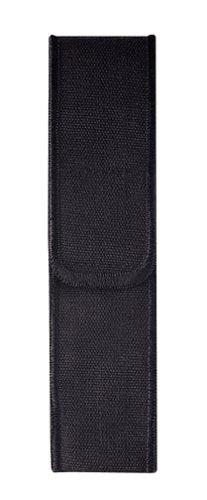 Maglite Black Nylon Full Flap Holster for AAA Mini (Mini Flashlight Holster)