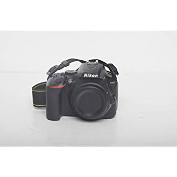 Amazon com : D5600 DX-Format Digital SLR Body : Camera & Photo