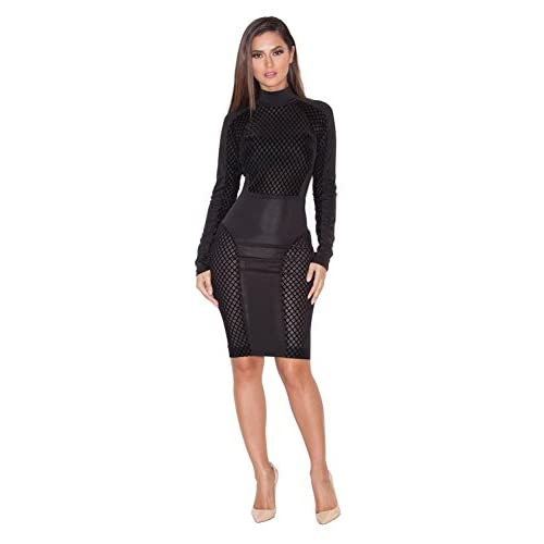 92af886e0c0 Beautyart Women Bandage Bodycon Dress Sexy Club Dress Party Midi Dress hot  sale 2017