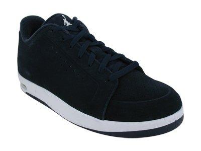 08e92eb7d2c21e Nike Men s NIKE JORDAN CLASSIC  82 BASKETBALL SHOES 8.5 (OBSIDIAN OBSIDIAN  WHITE) - Buy Online in Oman.