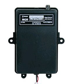 Linear MGR 2 MegaCode 2 Channel Gate Receiver 318MHz