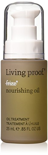 Living Proof No Frizz Nourishing Oil Treatment 0.85oz