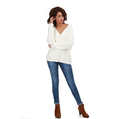 La Modeuse Style Mohair Modeuse La Cardigan Uw4qO