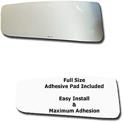 Amazoncom Mirror Glass Full Size Adhesive Pad For 2015