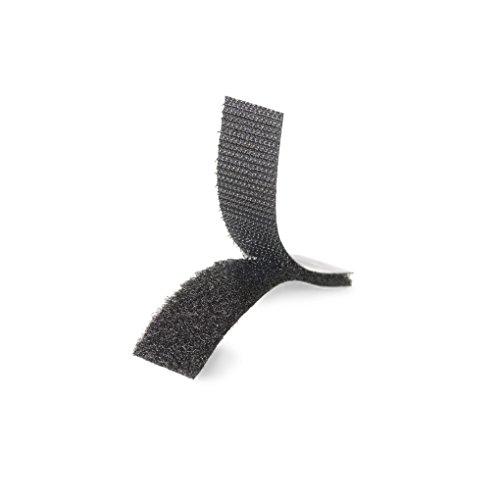 "075967913250 - VELCRO Brand - Sticky Back - 3 1/2"" x 3/4"" Strips, 4 Sets - Black carousel main 4"
