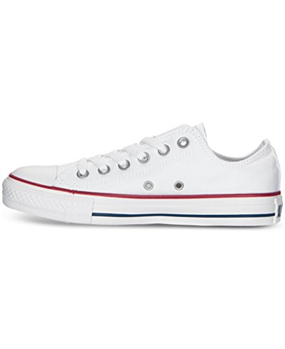 Sneaker Unisex optical 132303c Can Ox Season Converse As Weiß Bianco Adulto q1zwx1YX