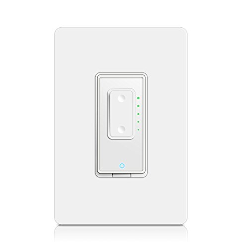Smart Dimmer Switch By Martin Jerry Compatible With
