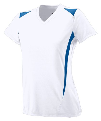 Augusta Sportswear Ladies Premier V-Neck Jersey