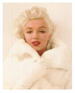 41d7735f906 Amazon.com  Marilyn in Mink (Marilyn Monroe) Art Poster Print (16