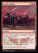 Magic: the Gathering - x4 Arrow Storm - Khans of Tarkir
