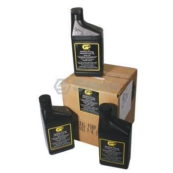 General Pump 758-115 Pressure Washer Pump Oil, Black