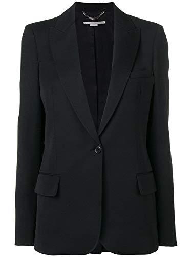 Femme 554233smb121000 Noir Mccartney Blazer Stella Laine 4RLA35j