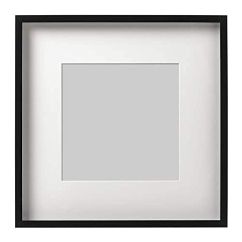 "IKEA Ribba Frame Black 003.784.36 Size: 19 3/4x19 3/4"""