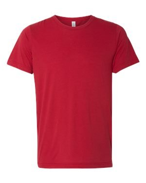 CN MENS HOWARD TRIBLEND TEE (Canvases Red)