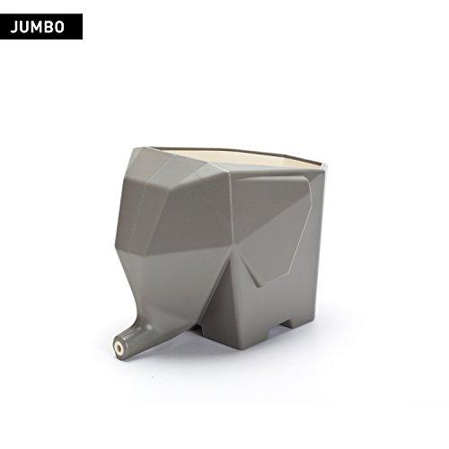 Peleg Design Jumbo Cutlery Drainercool Gifts for Fun People – Grey image