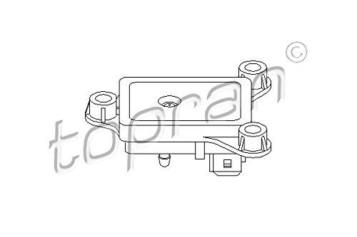 Intake Manifold Pressure Sensor MAP Fits CITROEN PEUGEOT Boxer 1.1-2.8L 1986- by TOPRAN