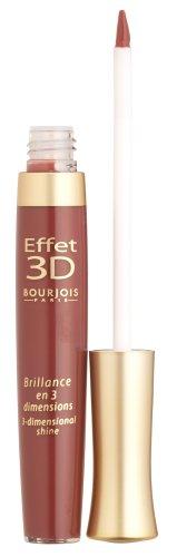 Bourjois Lip Care 0.2 Oz Effet 3D Lipgloss - #44 Cannelle Un