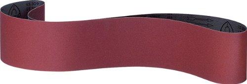 KLINGSPOR bandes LS 309 x 100 x 860 mm, 10 piè ces, grain 60, 38895 10 pièces