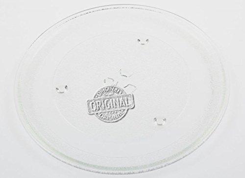 Piatto Rotante in Vetro per Microonde Originale Sharp CAREservice