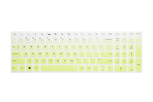 Leze - Ultra Thin Keyboard Cover for 15.6