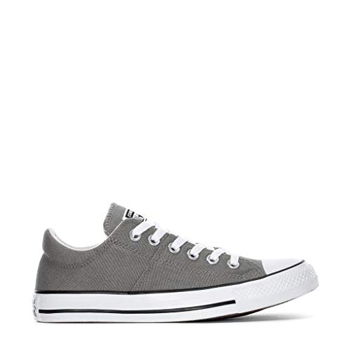 db5583bfab1a Converse Women s Chuck Taylor All Star Madison Low Top Sneaker (Dark Stucco  White