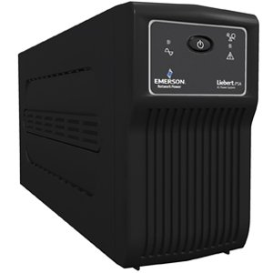 Vertiv Liebert 1500VA 1350W 120V Advanced AVR Line-Interactive UPS with Extended Runtime, Pure Sine Wave, 2U Rackmount/Tower, Supports Active PFC (PS1500RT3-120XR) ()