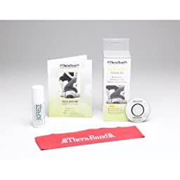 Thera-Band Rehab Kit Knee and Hip Includes 12\