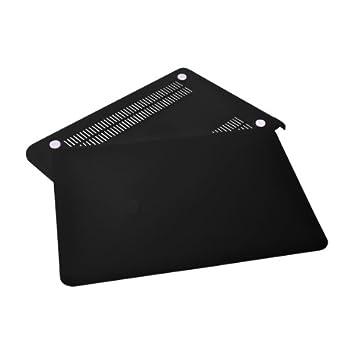 Carcasa Protector Transparente Rigida Para MAC Macbook White ...