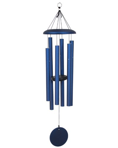 Corinthian Bells Midnight Blue Windchimes product image