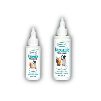 """Brand New TOMLYN PRODUCTS – EAROXIDE EAR CLEANER (4 OZ) """"DOG PRODUCTS – DOG GROOMING – HEALTH PRODUCTS"""", My Pet Supplies"""