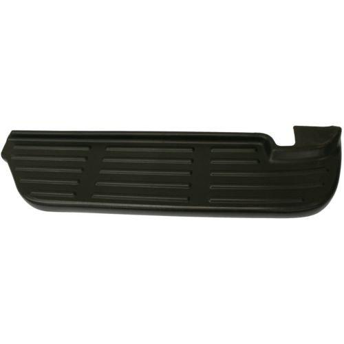 Make Auto Parts Manufacturing - F-SERIES SUPER DUTY 99-07 REAR BUMPER STEP PAD, RH, Upper, Black, ABS - FO1191114