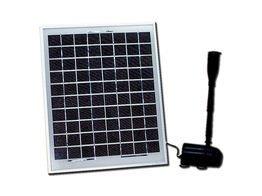 Garden Sunlight 5 Watt Solar Powered Water Pump App009 by Power Sport