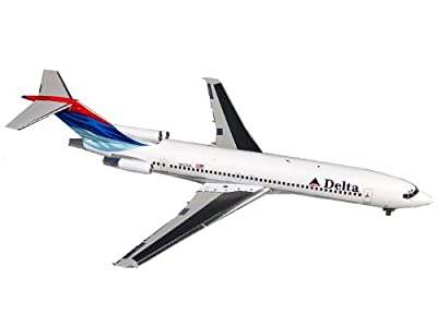 Gemini Jets B727-200 Delta Airlines (Colors in Motion) Diecast Vehicle, Scale 1/200