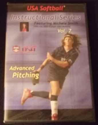 USA Softball Instructional Series Advanced Pitching Vol - Pitching Softball Dvds