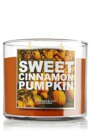 - Sweet Cinnamon Pumpkin Slatkin & Co.