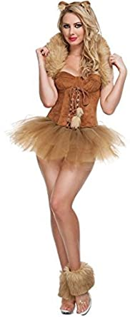 fancy dress warehouse Deluxe Lion Tamer Costume, Lion Tamer Circus Costume Lion Tamer Body Shaper Circus Ring Master Fancy Dress Womens Halloween Costume M out of 5 stars 1. $ Delicious Circus Sexy Costume out of 5 stars 4. $