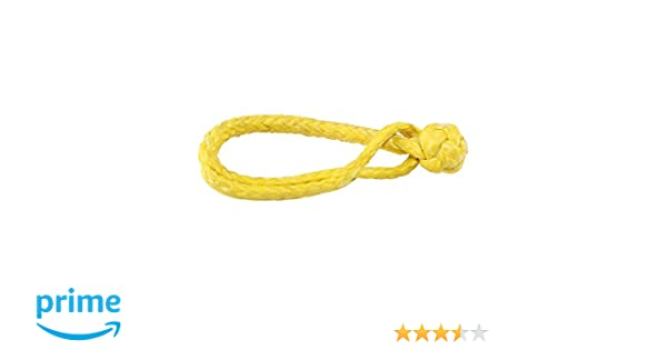 6mm Pro-Rope 7//32 Inch UHMWPE Soft Shackle